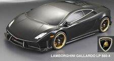 1/10 Lexan Body shell  Lamborghini GALLARDO  Karosserie (clear+decals)