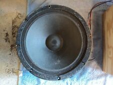 Vintage Altec 416-8C 8 ohm Speaker w/ Factory Cone for A7 VOTT  test oscillated