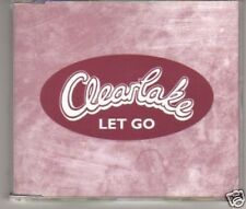 (A828) Clearlake, Let Go - DJ CD