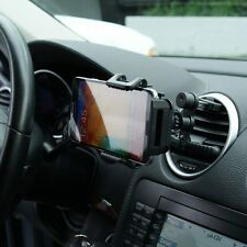 360° Adjustable Car Air Vent Mount Holder Cradle for Apple iPhones & Samsung Kit
