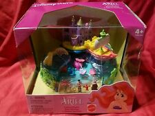 New Disney Ariel The Little Mermaid Undersea Kingdom Polly Pocket type 2002
