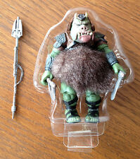 Star Wars GAMORREAN GUARD Figure The Black Series Jabba's Rancor Pit TRU Figure