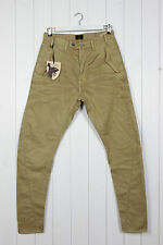 MENS VIVIENNE WESTWOOD ANGLOMANIA X LEE SHERIFF TROUSERS CHINOS JEANS W32 L32