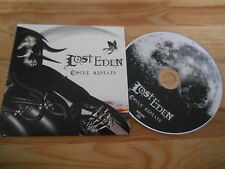 CD Metal Lost Eden - Cycle Repeats (10 Song) Promo CANDLELIGHT / PLASTIC HEAD cb