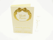 Annick Goutal Vanille Exquise for Women EDT Vial Sample 0.06 fl.oz. 1,75ml