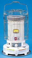 NEW KERO-WORLD KW24G 23,000 BTU CONVECTION RADIANT ROUND KEROSENE HEATER 6228605