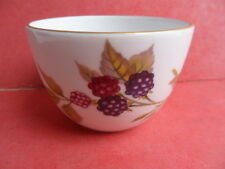 Royal Worcester EVESHAM (Gold) small Open Sugar Bowl