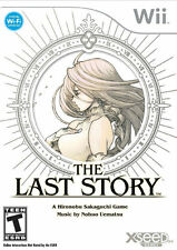 The Last Story USED SEALED NINTENDO Wii & Wii U **FREE SHIPPING!!