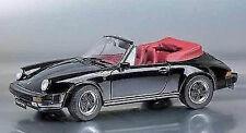 1:12 Premium ClassiXXs PORSCHE 911 Carrera 3.2 Cabrio NERO-BLACK