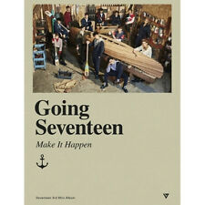 SEVENTEEN-[GOING SEVENTEEN] 3rd Mini Album Ver.2 CD+POSTER+Photo Book+Card+etc