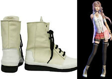 Final Fantasy XIII FF 13 Serah Farron Cosplay Damen Schuhe Kostüm Shoes sneaker