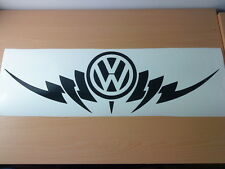 fun LARGE tribal car bonnet van vinyl stickers graphics decals racing rally vw