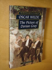 Oscar Wilde, The Picture Of Dorian Gray, Wordsworth Classics complete unabridged