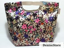 New Paul & Joe Sister BEAUTE Floral Pattern Cosmetic Bag from Japan Magazine