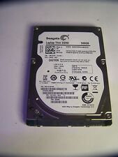 "Seagate Momentus Thin SSHD ST500LM000  2.5"" 500GB Laptop Hard Drive - HD 5400RPM"