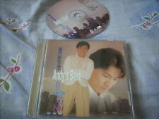 a941981 Andy Lau 劉德華 Best Mandarin CD 登峰造極 精華集