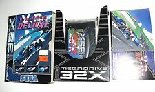 Mega Drive 32X: 32X Virtua Racing Deluxe - komplett, pal, deutsch-NEW/NEU