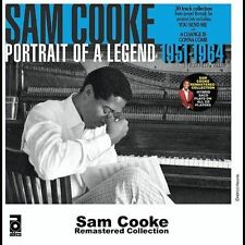 Sam Cooke - Portrait Of A Legend 1951-64 [CD New]