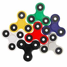 Fidget Spinner Tri Hand Ceramic Desk Toy Anxiety Stress Reducer For Kids Adults