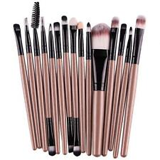 15pcs/Set la Fondation Eyeshadow Sourcils Lip Brush pinceaux de maquillage outil