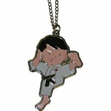 Karate Judo TKD Martial Arts Kid Medallion
