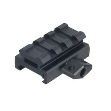 "1/2"" Riser Mount - 3 Slot Quick Detach - 0.5"" Scope Elevation Mount - Rail UTG"