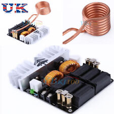 Retro 1000W 12-48V 20A ZVS Low Voltage Induction Heating Board Module/Tesla Coil