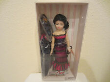 "Madame Alexander Midnight Exotique Coquette Cissy 10"" ball  jointed Doll new L E"