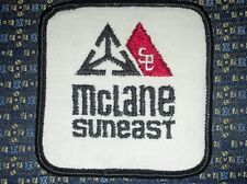 MCLANE SUNEAST FOOD TRUCKING COMPANY Sew-On Patch