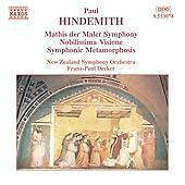 Paul Hindemith - Hindemith: Mathis der Maler Symphony; Nobilissima Visione;...