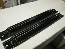 1973 TO 1979 TWO FORD GAS TANK STRAPS, BRACKETS. F-100, F-250, F-350, OEM FORD.