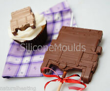OFF ROAD 4x4 Vehicle Car Chocolate Silicone Bakeware Mould Candy Cake Mold Lolly
