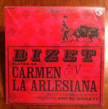 BIZET Suites de Carmen y La Arlesiana ANTAL DORATI Circulo Mysical No. 234 RARE!