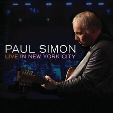 Live in New York City [Digipak] by Paul Simon (CD, Oct-2012, 3 Discs, Hear...