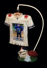 Kids Football Jersey Hanging Picture Frame with Sports Photo Stand NEW