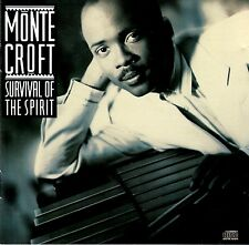 Survival of the Spirit by Monte Croft (CD, 1990, Columbia) NEW FACTORY SEALED