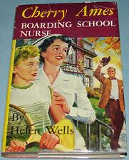 Cherry Ames #17 Boarding School Nurse Tweed DJ