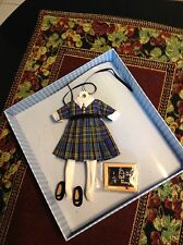 """Betsy McCall """"Perfect Marks"""" 8"""" outfit in box"""