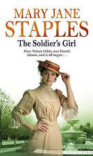 STAPLES,MARY J-SOLDIER`S GIRL, (A FORMAT)  BOOK NEW