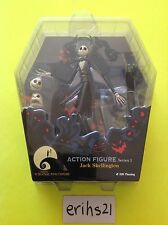 Nightmare Before Christmas JACK SKELLINGTON Action Figure Jun Planning 8 in NEW
