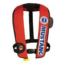 Mustang Survival BASS Competition Auto Hydrostatic Inflatable PFD