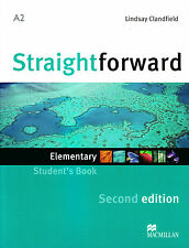 Macmillan STRAIGHTFORWARD Second Edition ELEMENTARY Student's Book @NEW@