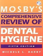 Mosby's Comprehensive Review of Dental Hygiene, 5e Mosby's Comprehensive Review