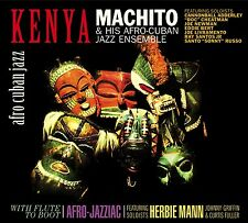 MACHITO - KENYA/WITH FLUTE TO BOOT  CD NEU