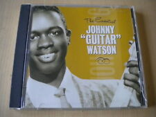 "The essential Johnny ""guitar"" Watson CD 2002 blues rock 18 track Hot little mama"