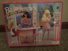 Barbie So Much to Do Sweet Shop NEW! Barbie's Cafe 1995 Mattel