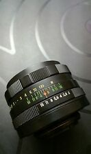 HELIOS 44M  AUTO f2 58mm M42 CLEAR GLASS- SERVICED TESTED SWIRLY BOKEH 7998732
