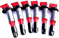 2001-2010 IGNITION COILS BMW 325i 330i 528i 535i M3 E39 E46 E53 E60 E63 B322 X5