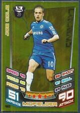 TOPPS MATCH ATTAX 2012-13- #485-CHELSEA-JOE COLE-LEGEND-GOLD FOIL
