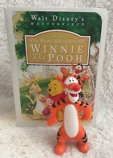 Disney McDonalds 1996 WINNIE THE POOH TIGGER FIGURE Happy Meal Toy